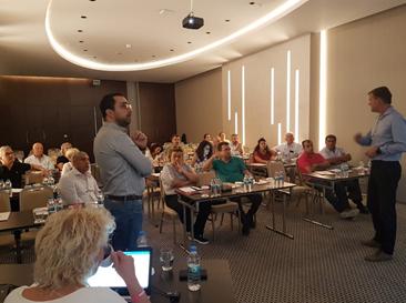 12.09.2018 Antalya, Royal Flora Holland Toplantısı